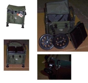 Behr Angeln Accessoires, Alu Sitztrolley, 60866