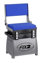Jenzi Sitzkiepe Deluxe mit Rückenlehne - 1