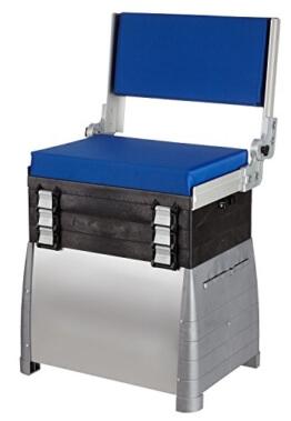 Sitzkiepe mit Rückenlehne 2-ladig